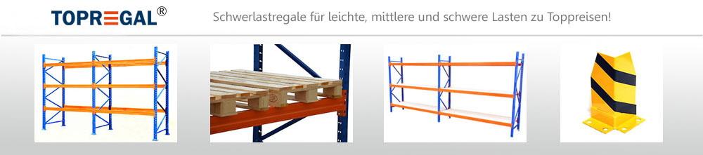 neu schwerlastregal lagerregal werkstattregal 4 4m breit. Black Bedroom Furniture Sets. Home Design Ideas